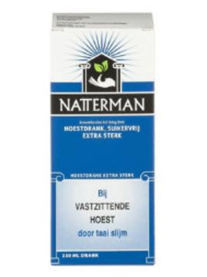 Natterman Natterman Forte Broomhexine - 250ml