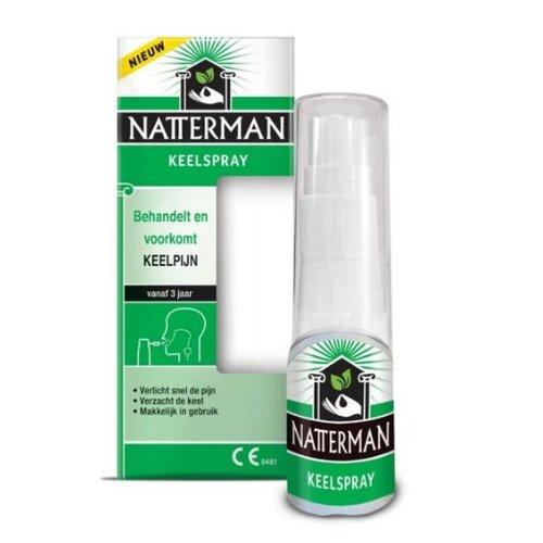 Natterman Natterman Keelspray - 25ml
