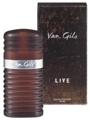 Van Gils Van Gils Live Edt Spray - 75 Ml