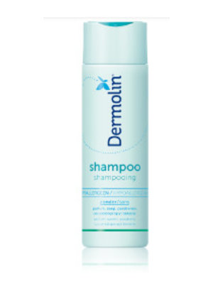 Dermolin Dermolin Shampoo Parfumvrij - 200 Ml