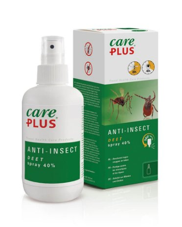 Image of Care Plus Care Plus A-Insect Deet 40% Spray - 200ml