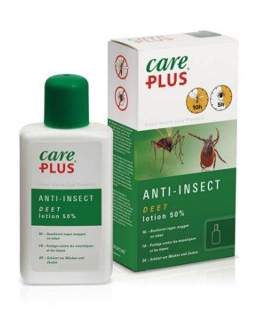 Image of Care Plus Care Plus A-Insect Deet Lotion 50% - 50ml
