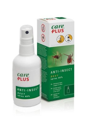 Care Plus Care Plus A-Insect Deet Spray 40% - 60ml