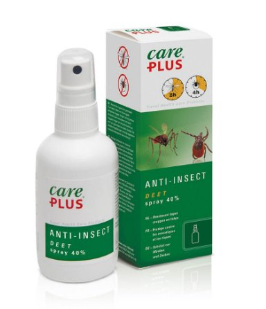 Image of Care Plus Care Plus A-Insect Deet Spray 40% - 60ml