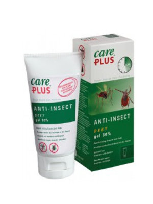 Care Plus Care Plus A-Insect Deet Gel 30% - 80ml