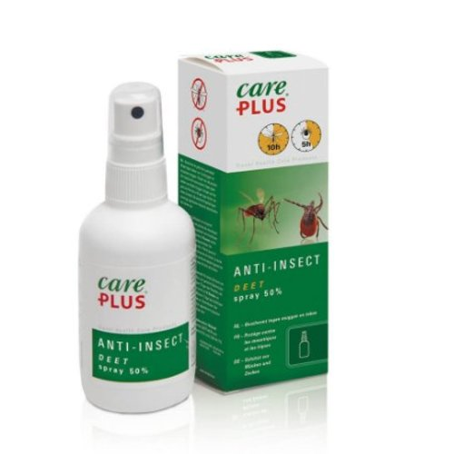 Care Plus Care Plus A-Insect Deet Spray 50% - 60ml