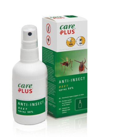 Image of Care Plus Care Plus A-Insect Deet Spray 50% - 60ml