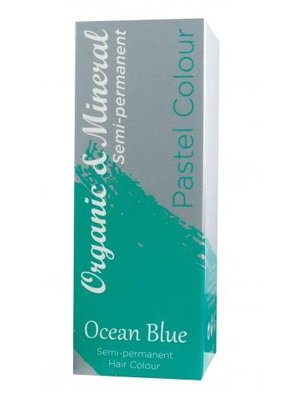 Organic Organic & Mineral Pastel Colour Ocean Blue - 1 Stuks