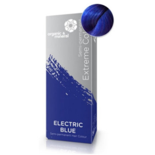 Organic & Mineral Organic & Mineral Extreme Colour Electric Bleu - 175 Ml