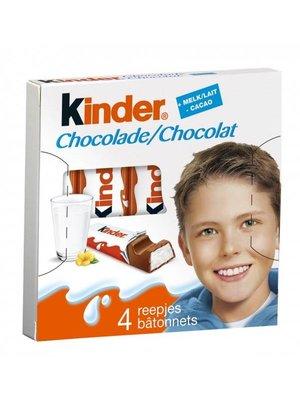 Kinder Bueno Kinder Bueno Chocolade - 50 Gram