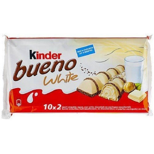 Kinder Bueno Kinder Bueno White 8x2 - 390 Gram