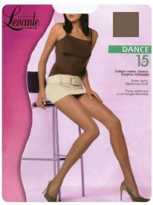 Levante Levante Calze Panty 15 Denier Bronzo S/M - 2 Pack