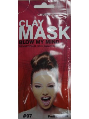 Clay Clay Mask Fruitcocktail - 18ml