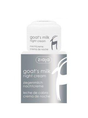 Ziaja Ziaja Geitenmelk Nachtcreme  droge en rimpel gevoelige - 50ml