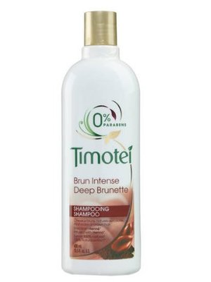 Timotei Timotei Shampoo Bruin Haar - 400ml