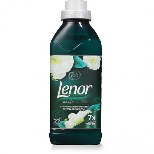 Lenor Lenor Wasverzachter Emerald & Ivory Flower - 550 Ml
