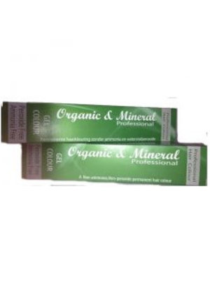 Organic & Mineral Organic & Mineral Gel Colour 8/3 Light Golden Blonde - 1 Stuks