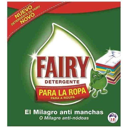 Fairy Fairy Waspoeder 42 Wasbeurten - 3.4kg