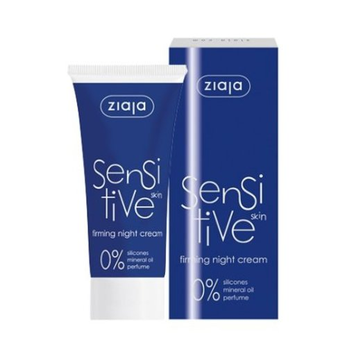Ziaja Ziaja Sensitive Skin Nachtcreme - 50 Ml