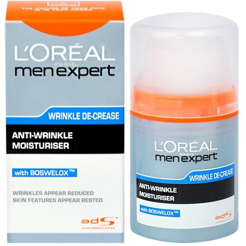 Men Men Expert Anti-Wrinkle De-Crease - 50ml