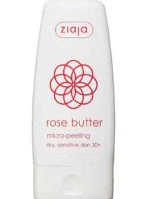 Ziaja Ziaja Rose Butter Micro Peeling - 60 Ml