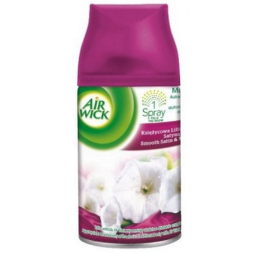 Airwick Airwick Freshmatic Navul Smooth Satin & Moon Lily - 250 Ml