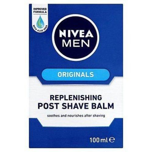 Nivea Nivea For Men Aftershave Balsem Replenishing - 100 Ml