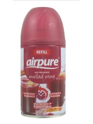 Airpure Airpure Freshmatic Navul Mulled Wijn - 250ml