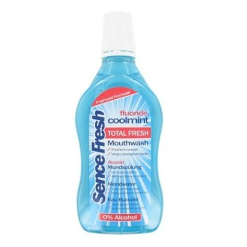 Sencefresh Sencefresh Mondspoeling Coolmint - 500 Ml