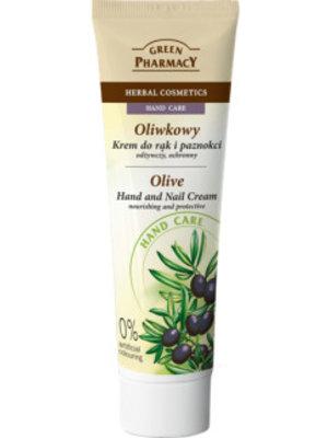 Green Pharmacy Green Pharmacy Handcreme Olijf - 100 Ml