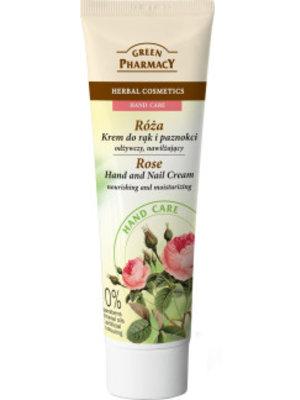 Green Pharmacy Green Pharmacy Handcreme Rozen - 100 Ml
