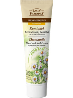 Green Pharmacy Green Pharmacy Handcreme Kamille - 100 Ml