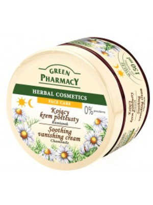 Green Pharmacy Green Pharmacy Gezichtscreme Kamille - 150 Ml