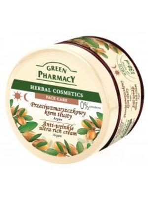 Green Pharmacy Green Pharmacy Gezichtscreme Argan Oil - 150 Ml