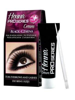 Henna Henna For Eyebrows Black - 1 Stuks