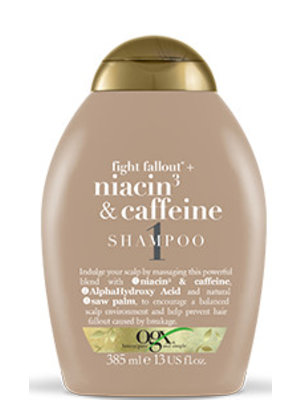 Organix Organix Niacin & Caffeine Shampoo - 385 Ml