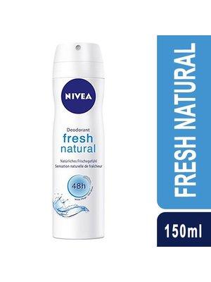 Nivea Nivea Deo Spray Fresh Female 150 Ml