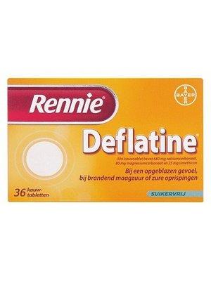 Rennie Rennie Deflatine 18 Tabletten