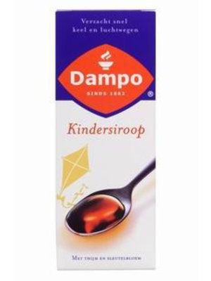 Dampo Dampo Kindersiroop 100 Ml
