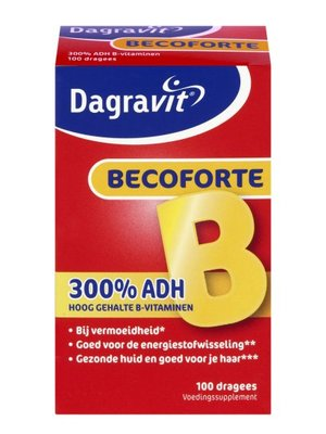 Dagravit Dagravit Becoforte 100 Dragees