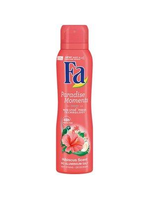 Fa Fa Deo Spray Paradise Moments - 150 Ml