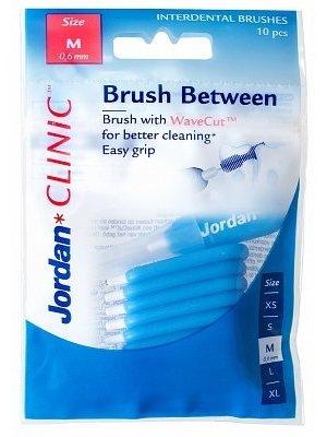 Jordan Jordan Clinic Brush Between Ragers - 10 Stuks