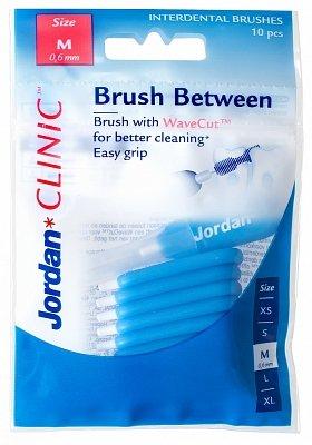Image of Jordan Jordan Clinic Brush Between Ragers - 10 Stuks