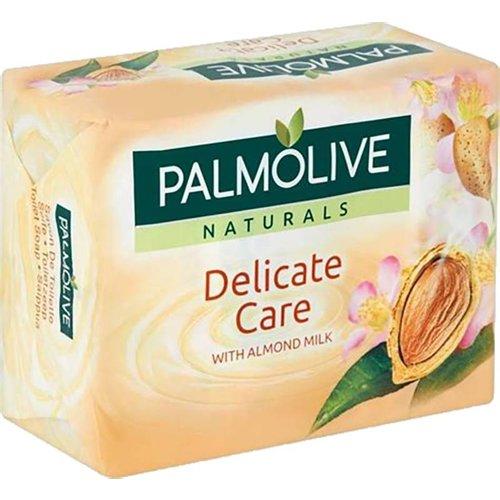Palmolive Palmolive Zeep Natural Sensitive Amandel - 4x90 Gram