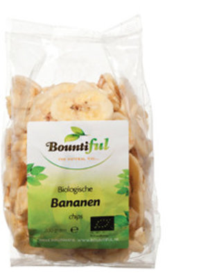 Bountiful Bountiful Bananenchips - 250 Gram