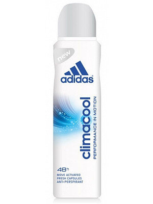 Adidas Adidas Deospray Women Climacool - 150 Ml