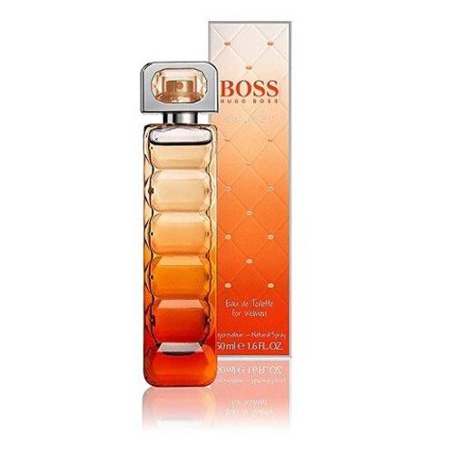 Hugo Hugo Boss Boss Orange Sunset Edt Spray - 75 Ml