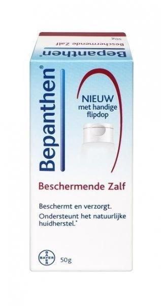 Image of Bepanthen Bepanthen Beschermende Zalf - 50 Gram