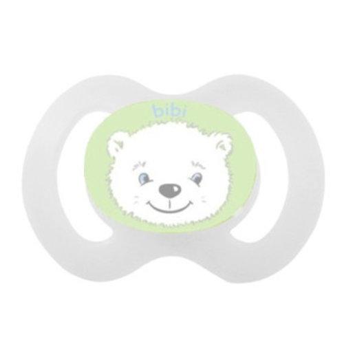 Bibi Bibi Fopspeen Dental Newborn Bear 0-2 Mnd - 1 Stuks