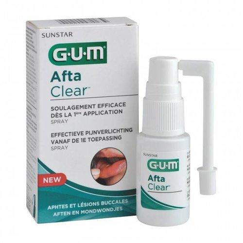 Gum Gum Aftaclear Spray - 15 Ml